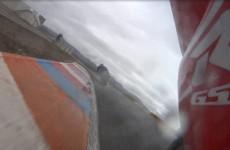 Opony deszczowe Bridgestone Battlax Racing E05Z i E08Z w akcji