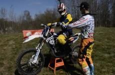 Podstawy treningu w motocrossie z Lukaszem Kucharczykiem