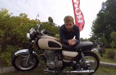 Romet Classic 400 2016 - budzetowy noe-klasyk