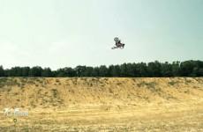 Whipy scruby whoopsy i Justin Barcia - motocross w czystej formie