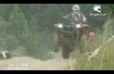 Yamaha Grizzly550FI Klip