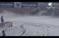 ice speedway wypadki