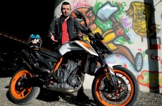 KTM 890 Duke R Barry