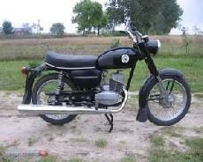 WSK M21W2 FABRYCZNIE NOWA  - rok:1981 - sprzeda� - Lubart?w - lubelskie - M1007325