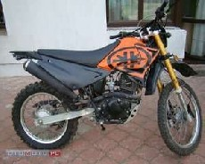 Suzuki KREIDLER SUPERMOTO 125 2007r - rok:2007 - sprzeda� - Zgorzelec - dolno?l?skie - M1379289