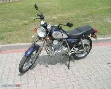 Yamaha SR 250, 20 KM, 2003 ROK - rok:2003 - sprzeda� - SULECH?W k/ ZIELONEJ G?RY - lubuskie - M1392122