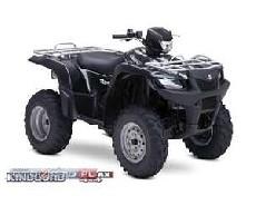 SUZUKI KING QUAD 700 4X4 - rok:2009 - sprzeda� -  - B73479