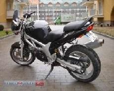 Suzuki SV 650N - rok:2002 - sprzeda� - Warszawa - mazowieckie - M602753