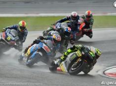 GP Malezji 2016 wyscig
