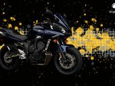 Yamaha Fazer 1680x1050