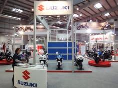 suzuki motor 4 ogolnopolska wystawa motocykli i skuterow 2012
