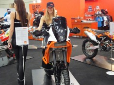 ktm wystawa motocykli 2013