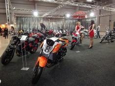 almot junak stoisko wystawa motocykli 2013