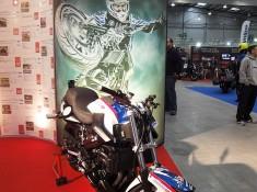 raptowny motocykl wystawa motocykli 2013