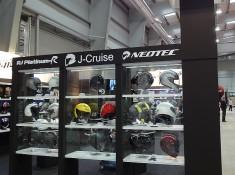 shoei stoisko wystawa motocykli 2013