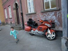 antos i honda goldwing