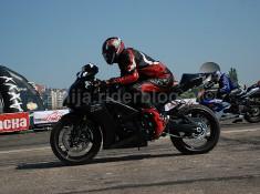 wyscigi moto Bemowo