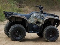Grizzly 550 2008 Yamaha