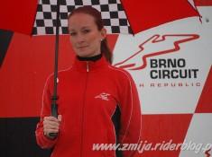Alpe Adria Brno Circuit 2010 girl