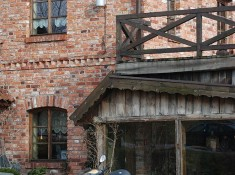 Osiolek przy starym mlynie