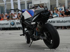 BMW F800R stunt edition