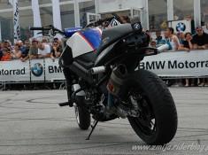 BMW F800R stunt edition