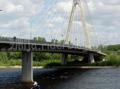 Chris Pfeiffer Most Swietokrzyski