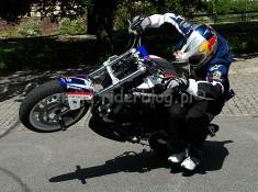 Stuntriding world championship Chris Pfeiffer