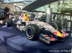 Formula 1 Hangar 7