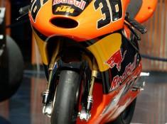 Kallio motocykl KTM 125
