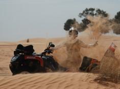 Kingway Sahara Adventure test