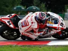 World Superbike Brno Michel Fabrizio race
