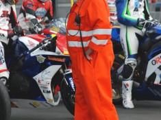 World Superbike Brno obsluga
