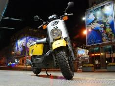 Yamaha Giggle miasto