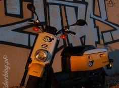 skuter Yamaha 50cc Giggle zdjecie