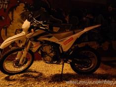 Yamaha WR 250R noca