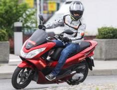 miejska Honda PCX Scigacz pl z