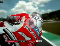 Andrea Dovizioso Ducati Desmosedici GP15 z