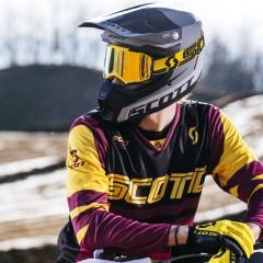 Gogle motocyklowe Scott Fury 1 z