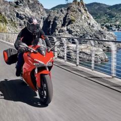 Ducati Supersport w akcji z