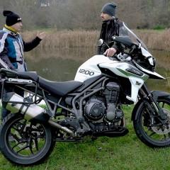 Turystyka motocyklowa, kiedy powinieneś przestać? Dunlop Meridian i granice motocykli turystycznych