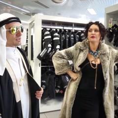 Pucki Szejk i Lans Kabacki - jak najdrożej ubrać się na motocykl