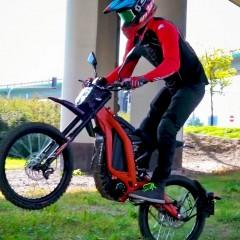 SurRon elektryczne motocykle do offroadu i do miasta