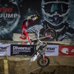 Maikel Melero tsunami Diverse Night Of The Jumps Ergo Arena 2015 z