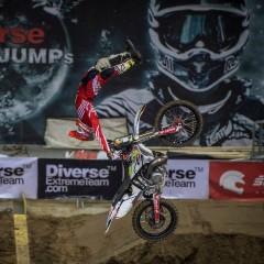 Maikel Melero tsunami Diverse Night Of The Jumps Ergo Arena 2015 z