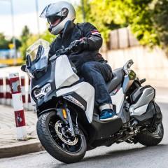 BMW C 400 X test 2019 z