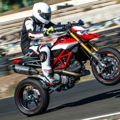 hypermotard 950 power wheelie z