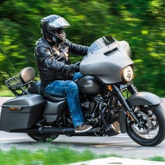 Harley Davidson Street Glide Special test 2019 z