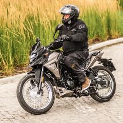 SYM NH T 125 test motocykla 26 z