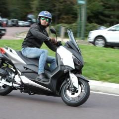 Yamaha X-Max 125 model 2018 - 7 miejsc, które trzeba zobaczyć skuterem w Paryżu